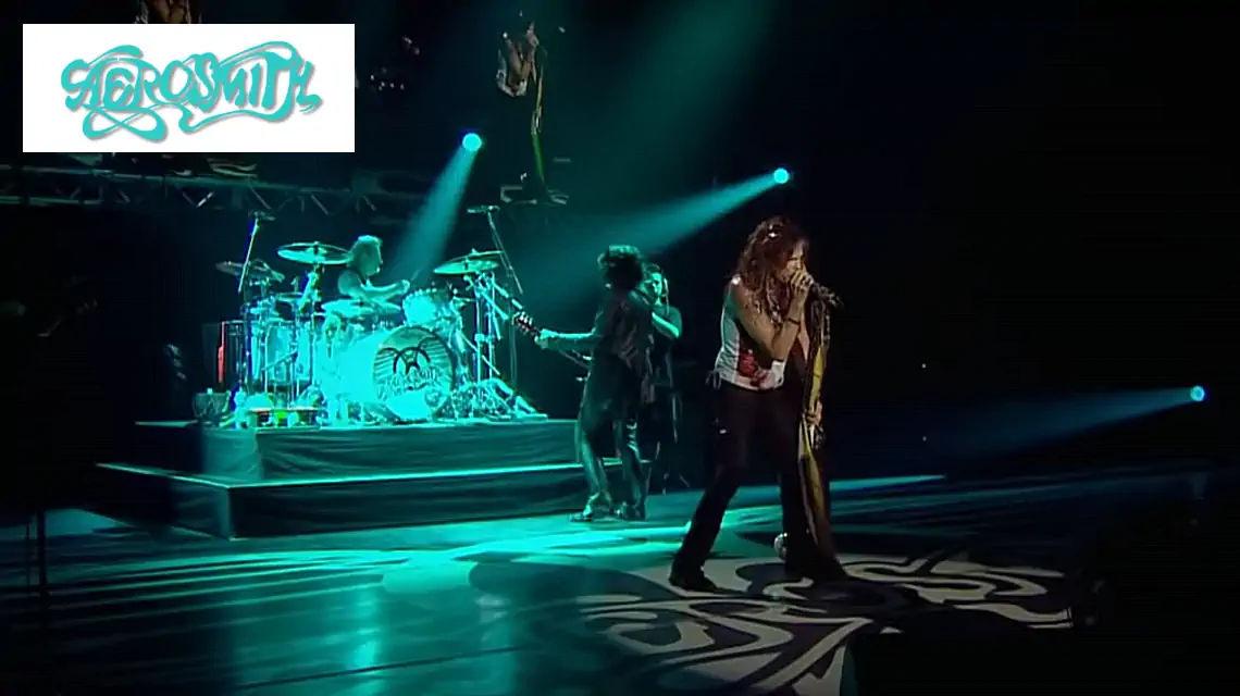 Aerosmith Praga koncert