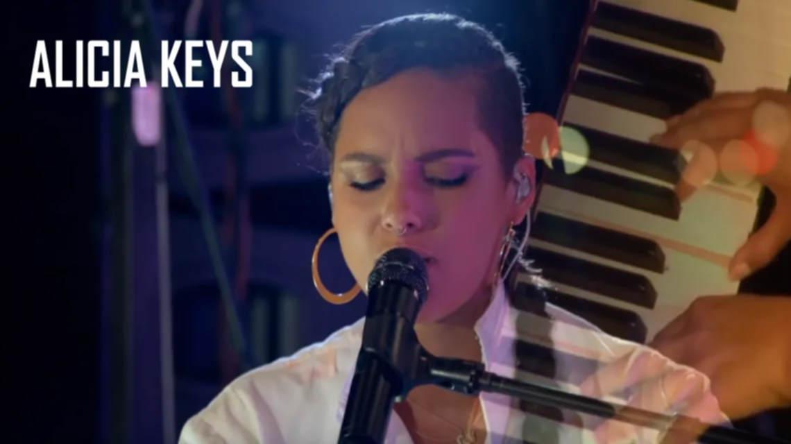 Alicia Keys Praga koncert