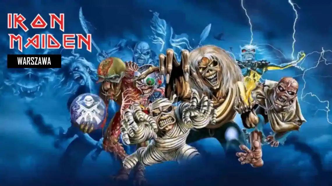 Iron Maiden Warszawa koncert