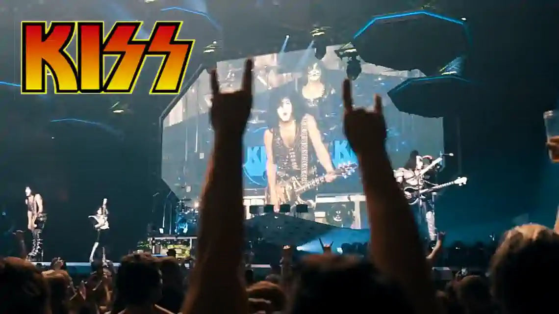 Kiss Praga koncert
