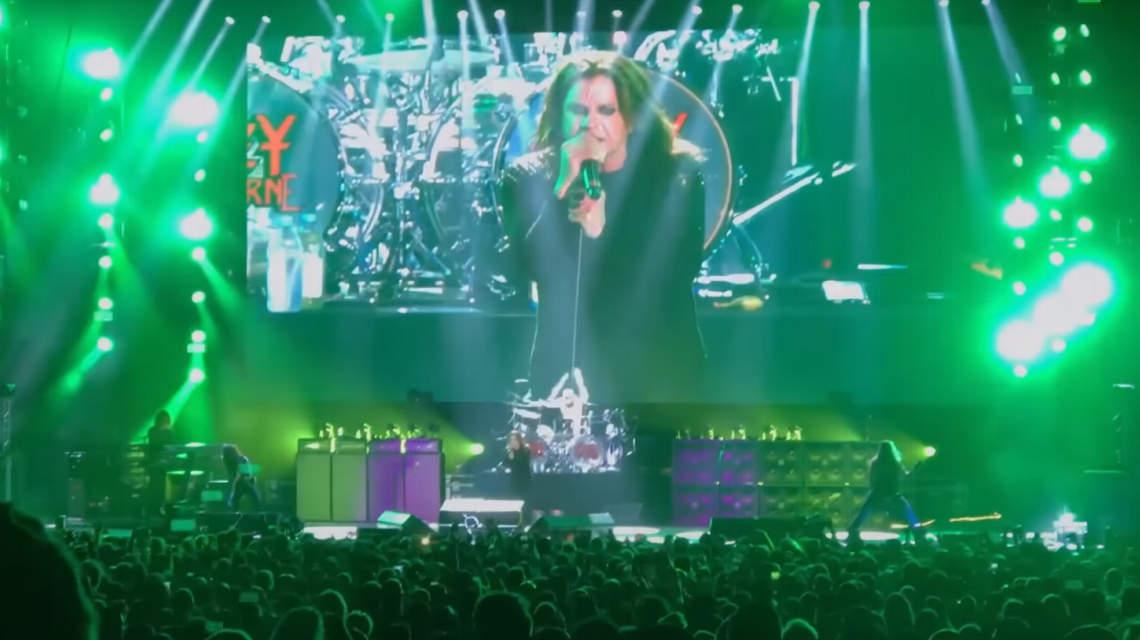 Ozzy Osbourne / Judas Priest Praga koncert