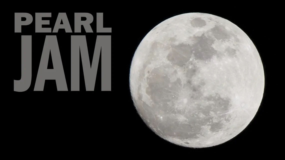 Pearl Jam Praga koncert