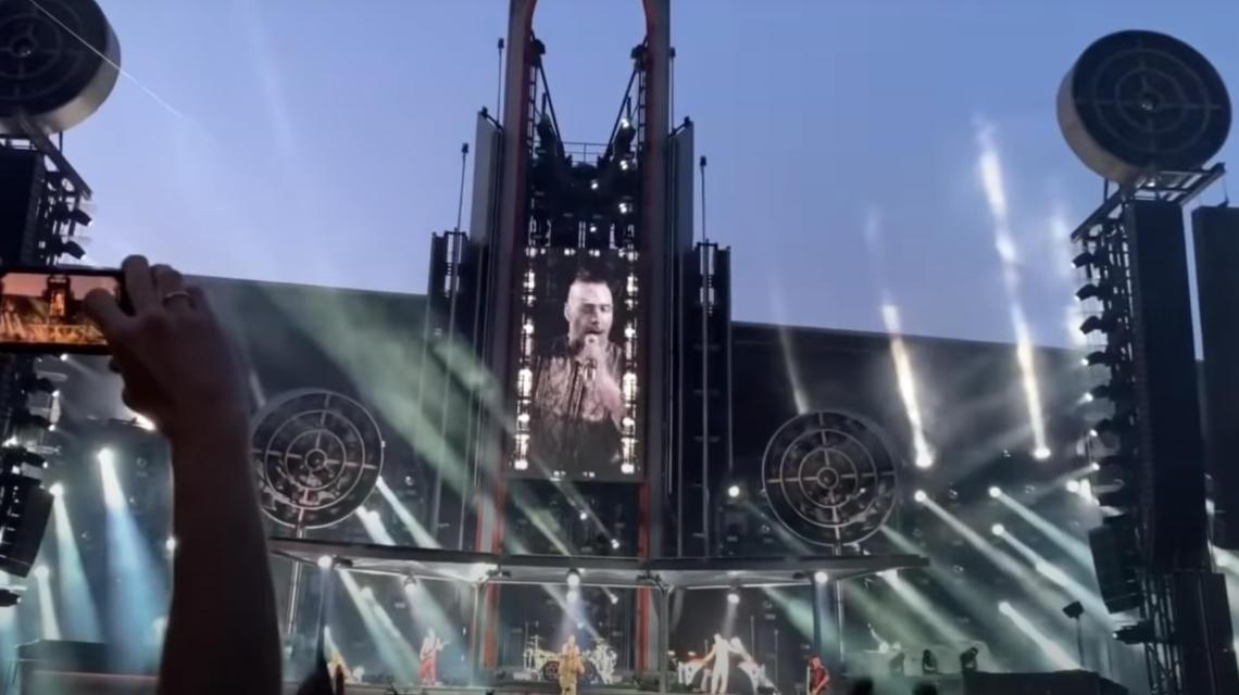 Rammstein Praga koncert